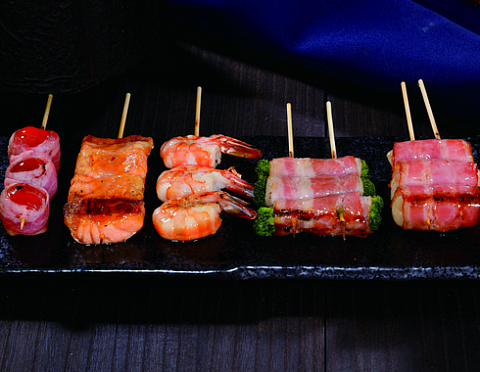 Kushiyaki set 5 pc